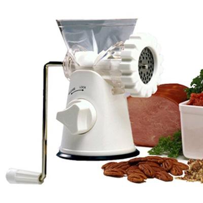 10. Norpro Meat Grinder, Mincer, and Pasta Maker