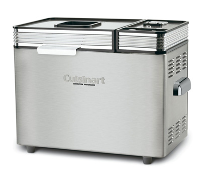 3.Cuisinart CBK-200 2-Pound Convection Automatic Breadmaker