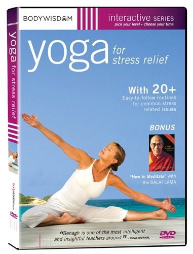 7. The Yoga for Stress Relief