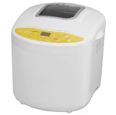 6. Breadman TR520 Programmable Bread Maker for 1-, 1-1/2-, and 2-Pound Loaves Cream