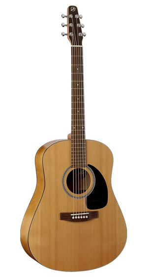 10. Seagull S6 Original Acoustic Guitar