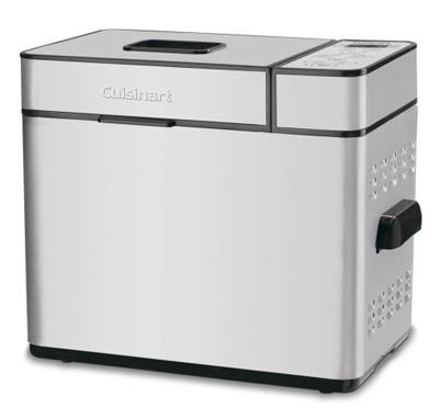 9. Cuisinart CBK-100 2-Pound Programmable Breadmaker