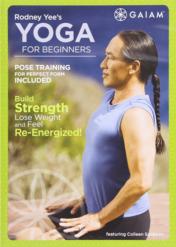 2. The Yoga For Beginners Program By Rodney Yee