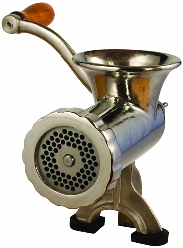 4. LEM Products #10 Stainless Steel Clamp-on Hand Grinder
