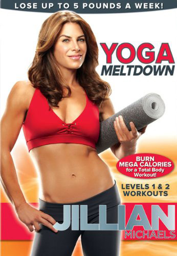4. The Yoga Meltdown By Jillian Michaels