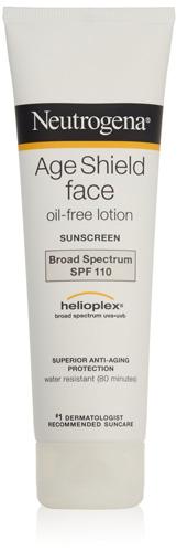 10. Neutrogena Age Shield Face Lotion