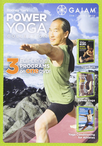 9. The Power Yoga Collection