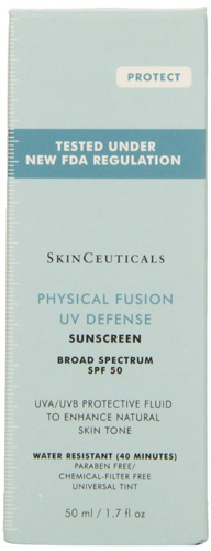 5. Skinceuticals Physical Fusion UV Defense SPF 50