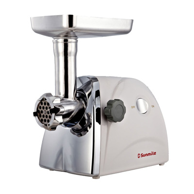 7. Sunmile G31 UL Meat Grinder 1HP 800W S/S Cutting Blade 3pcs S/S Cutting Plates