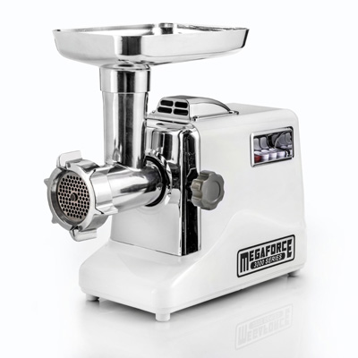 2. STX INTERNATIONAL STX-3000-MF Megaforce Patented Air Cooled Electric Meat Grinder