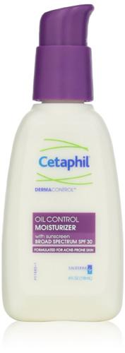 8. Cetaphil Dermacontrol Moisturizer SPF 30