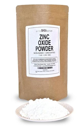4. Zinc Oxide Powder