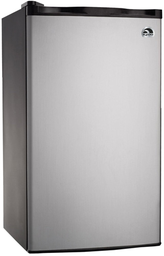 9. IGLOO 3.2 CU FT Platinum Fridge, Best Refrigerator Reviews