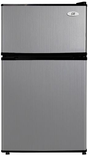 7. SPT RF-314SS Double Door Refrigerator