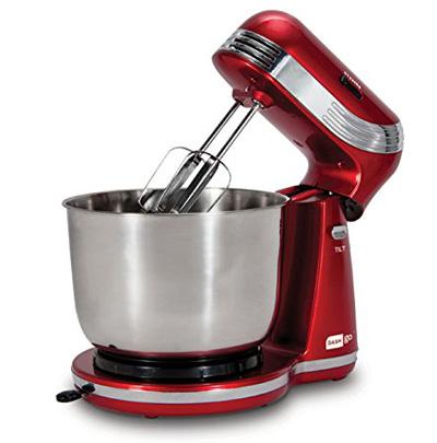 8. Dash Go Everyday Mixer - RED