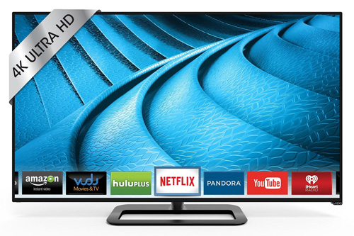 7. VIZIO P502ui-B1 50-Inch 4K Ultra HD Smart LED HDTV