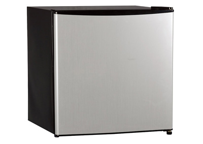 2. midea WHS-65LSS1 Single Reversible Door Refrigerator and Freezer