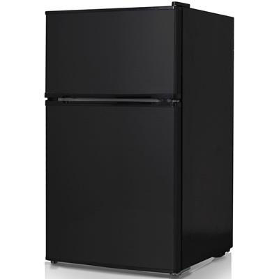 4. Keystone KSTRC312CB Compact 2-Door Refrigerator/Freezer