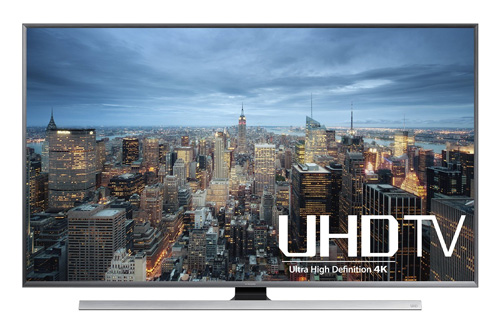 5.Samsung UN50JU7100 50-Inch 4K Ultra HD Smart LED TV