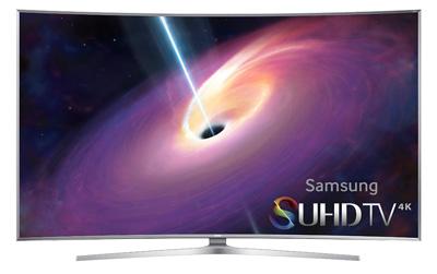 1. LG Electronics 65EC9700 65-Inch 4k Ultra HD 3D Curved OLED TV