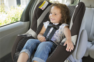 A Review of the Ten Top Rated Convertible Car Seats