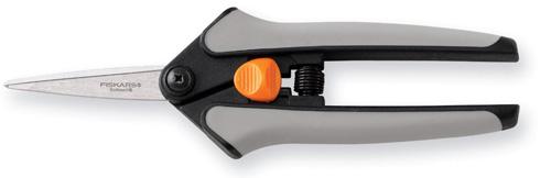 7. Fiskars Softouch Micro-Tip