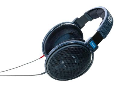 4. Sennheiser HD 600 Open Dynamic Hi-Fi Professional Stereo Headphones
