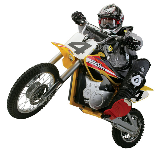 6. MX650 Dirt Rocket by Razor