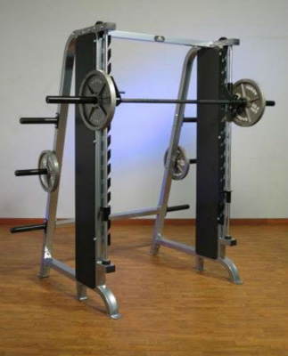 5. Yukon Linear Counter Balanced Smith Machine