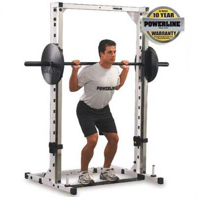 3. Powerline PSM1442XS Smith Machine Package