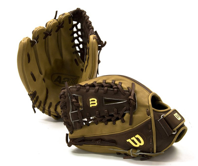 4. Wilson A2K Fastpitch Model A-WEB Glove