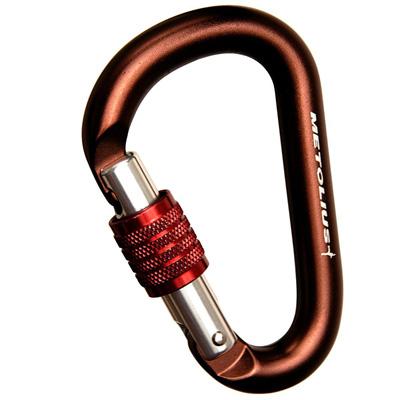 1. Metolius Element Key Lock Carabiner