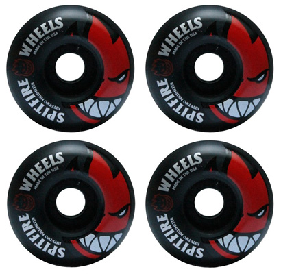 8. Spitfire Bighead Skateboard Wheels