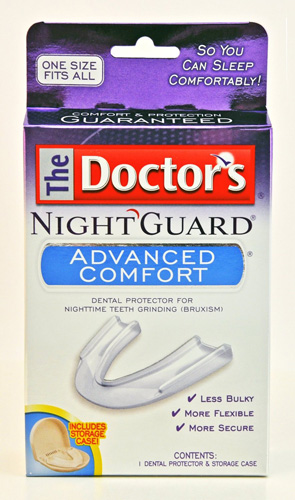 5. NightGuard Advanced Comfort Dental Protector by Doctor's