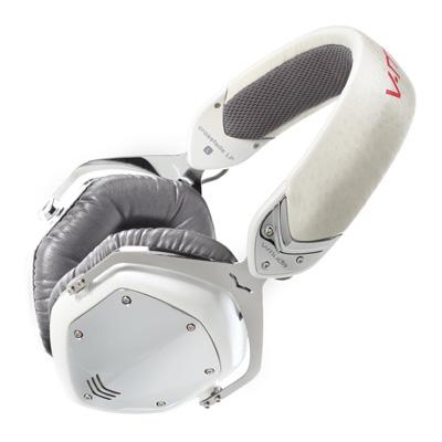 9. V-MODA Crossfade LP Over-Ear Noise-Isolating Metal Headphone