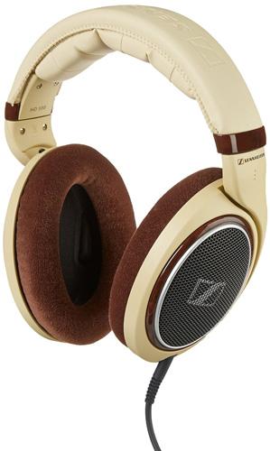 6. Sennheiser HD 598 Over-Ear Headphones