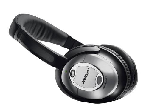 8. Bose QuietComfort 15 Acoustic Noise Cancelling Headphones
