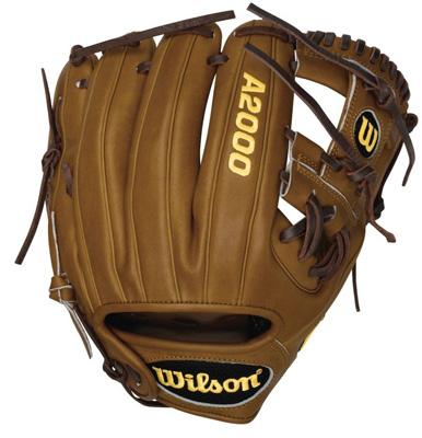 2. Wilson A2000 Baseball Glove