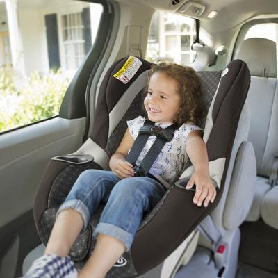 9. Graco My Ride 65 LX Convertible Car Seat, Coda