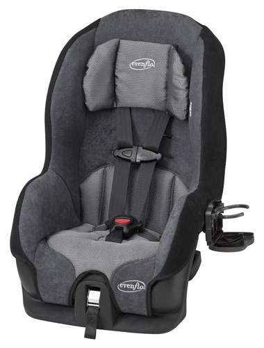 3. Evenflo Tribute LX Convertible Car Seat