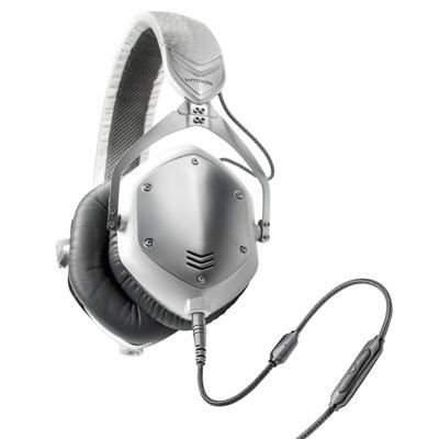 7. V-MODA Crossfade M-100 Over-Ear Noise-Isolating Metal Headphone