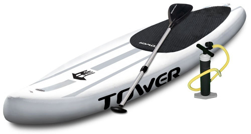3. Tower Xplorer 14' Inflatable SUP (8