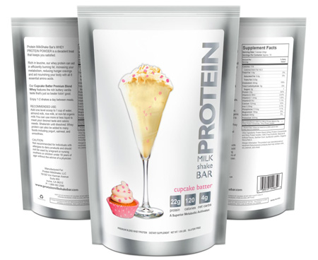 8. Cupcake Batter Protein Powder For Women