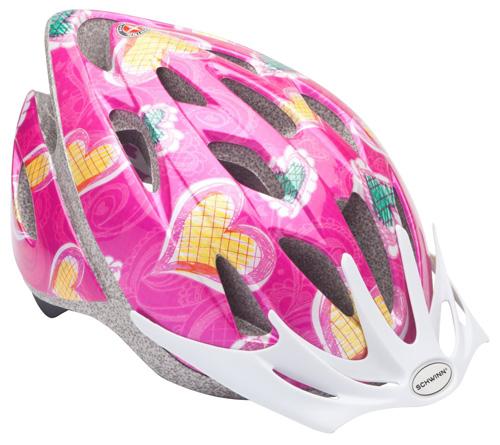 9. Schwinn Girl's Thrasher Microshell Helmet