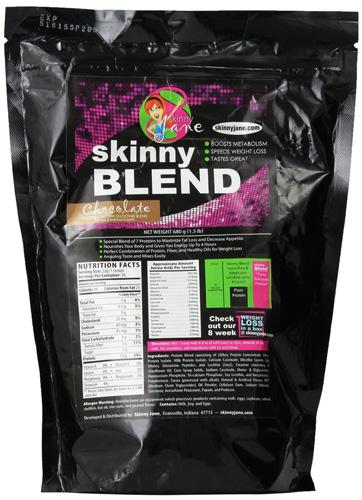 9. Skinny Blend - Women's Protein Shake