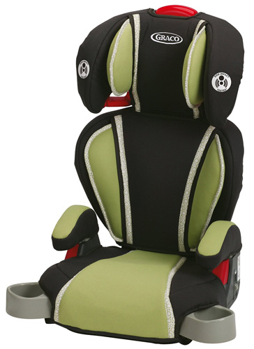 2. Graco Highback Turbobooster Car Seat