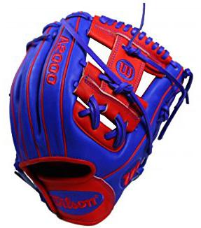 3. Wilson A2000 Dp15 Custom Infield Pro A2000 Baseball Glove