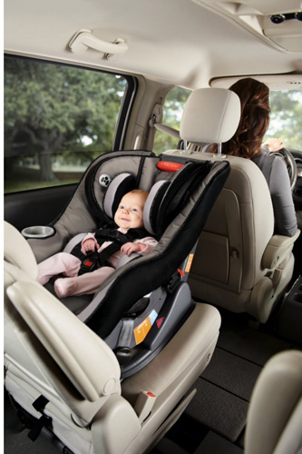 The Top Rated Convertible Car Seats