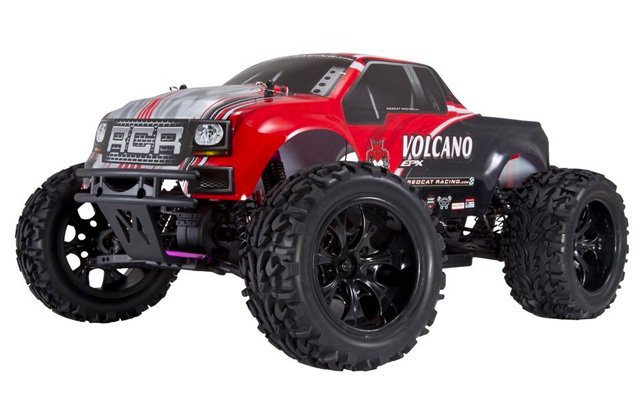 2. Redcat Racing Electric Volcano EPX Truck with 2.4GHz Radio
