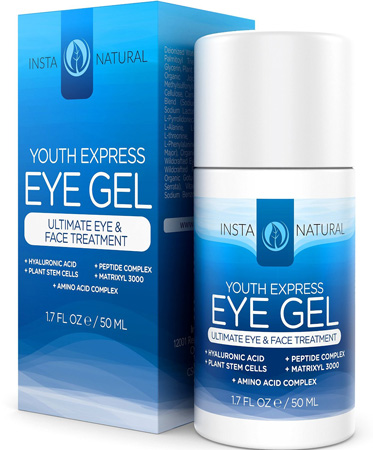 1. Eye Cream for Puffiness, Dark Circles and Bags from InstaNatural